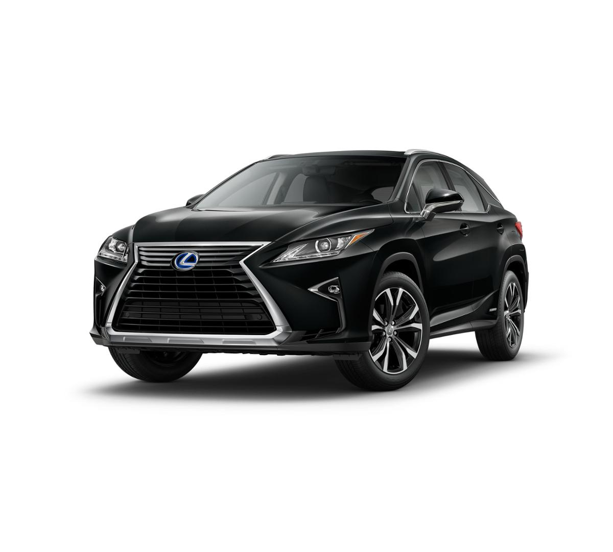 2019 Lexus RX 450h Vehicle Photo in Larchmont, NY 10538