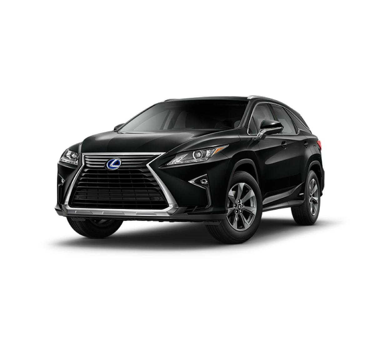 2019 Lexus RX 450hL Vehicle Photo in Fort Worth, TX 76132