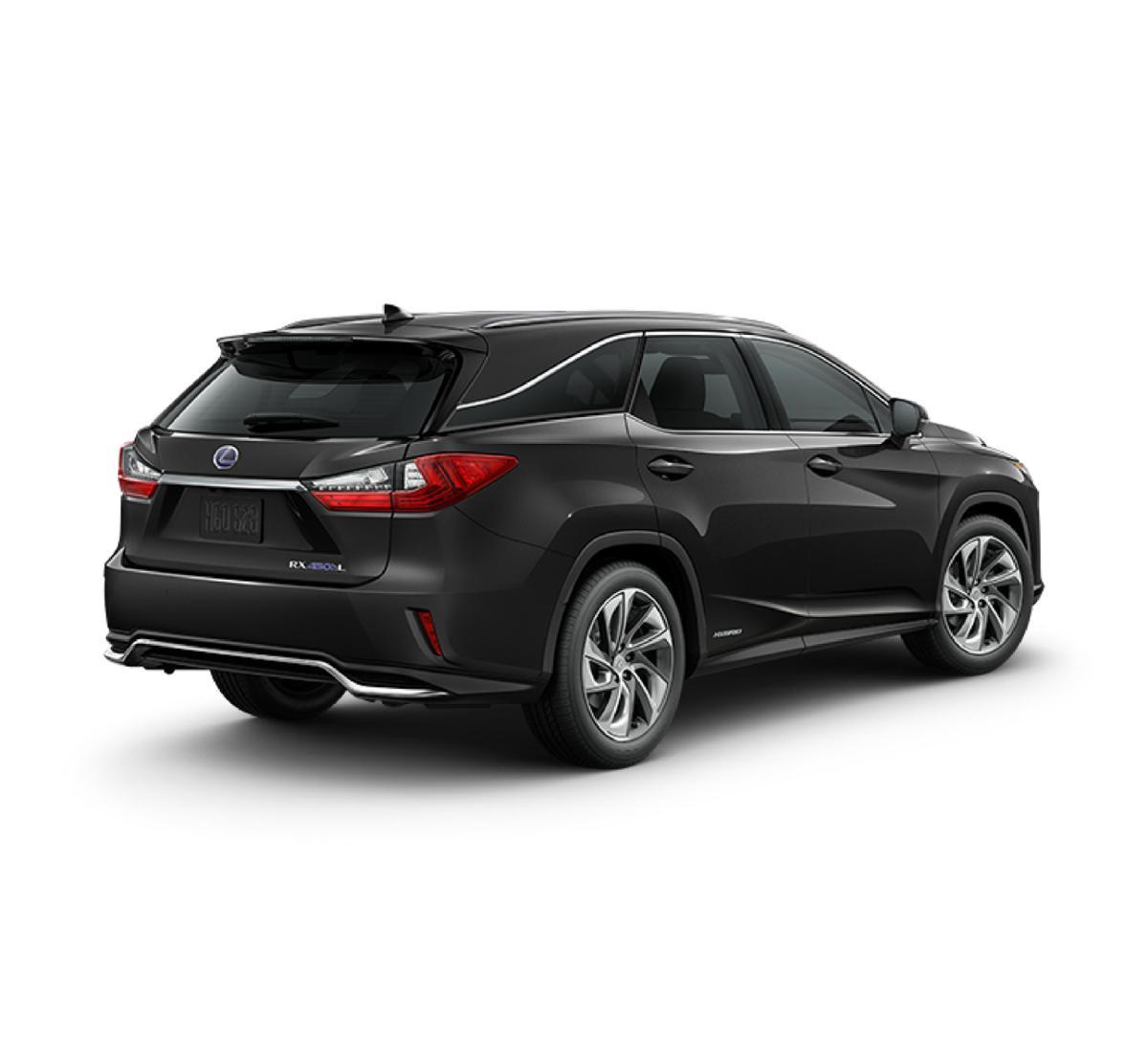 Lexus Dealerships In Ct: New 2019 Lexus RX 450hL Luxury At Lexus Of Watertown, Your