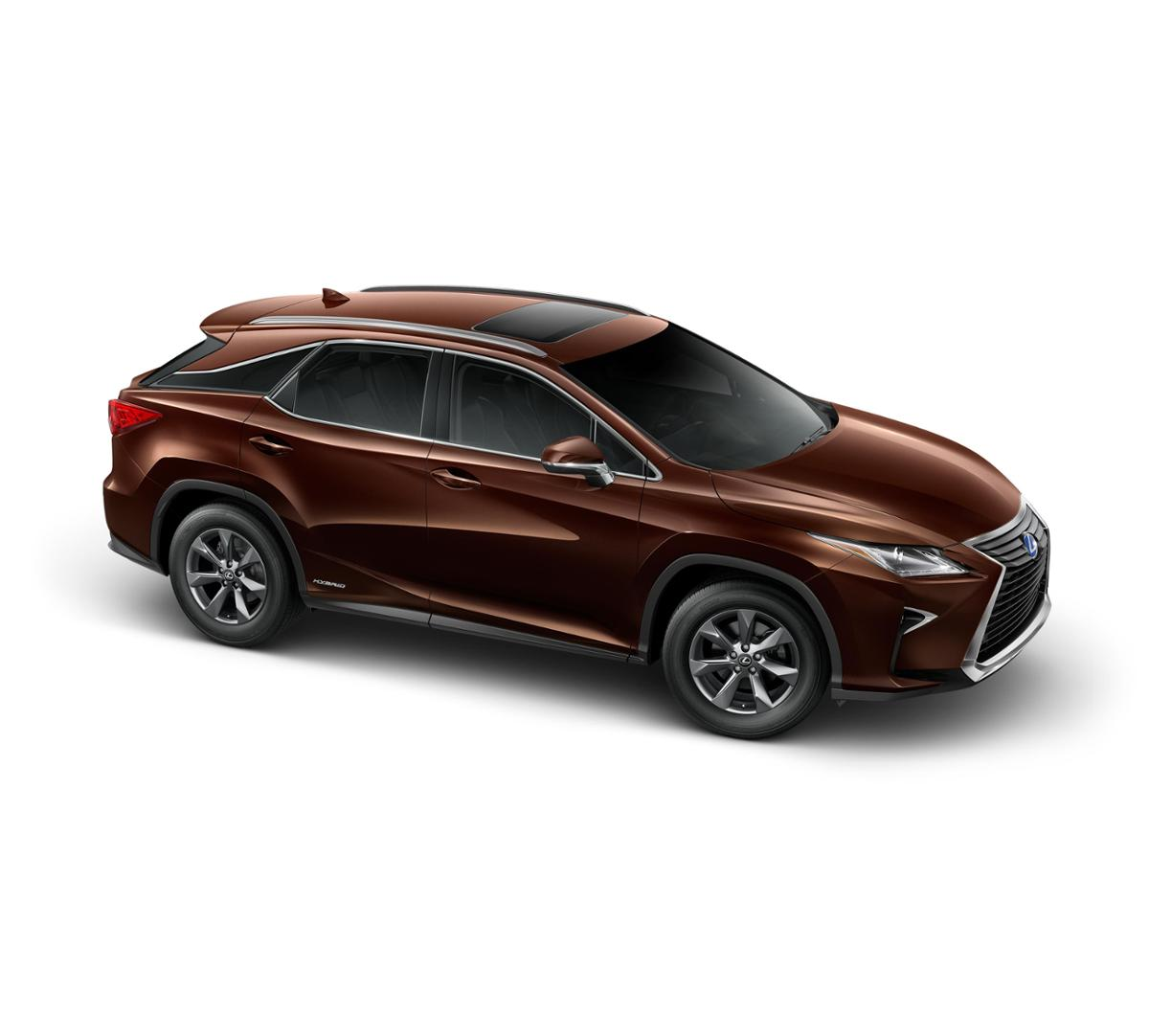 New 2019 Lexus RX 450h For Sale In Escondido, CA