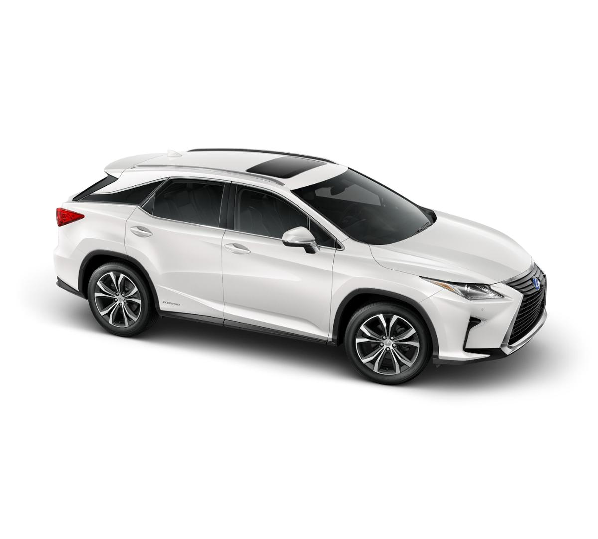 Lexus Rx 450h: East Haven Lexus RX 450h 2019 Eminent White Pearl: New Suv