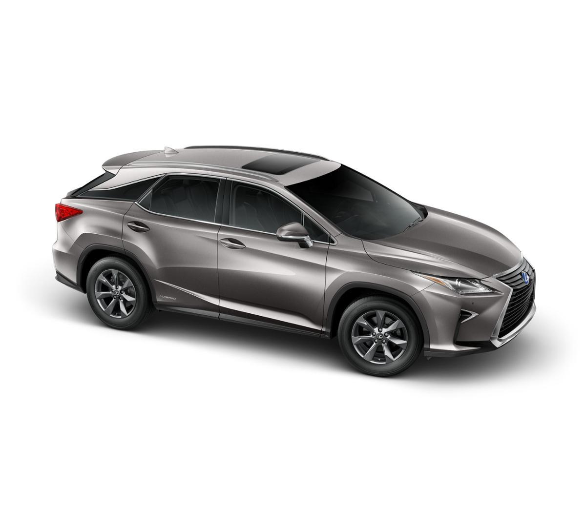 2019 Lexus Rx Hybrid: 2019 Lexus RX 450h For Sale Near Los Angeles