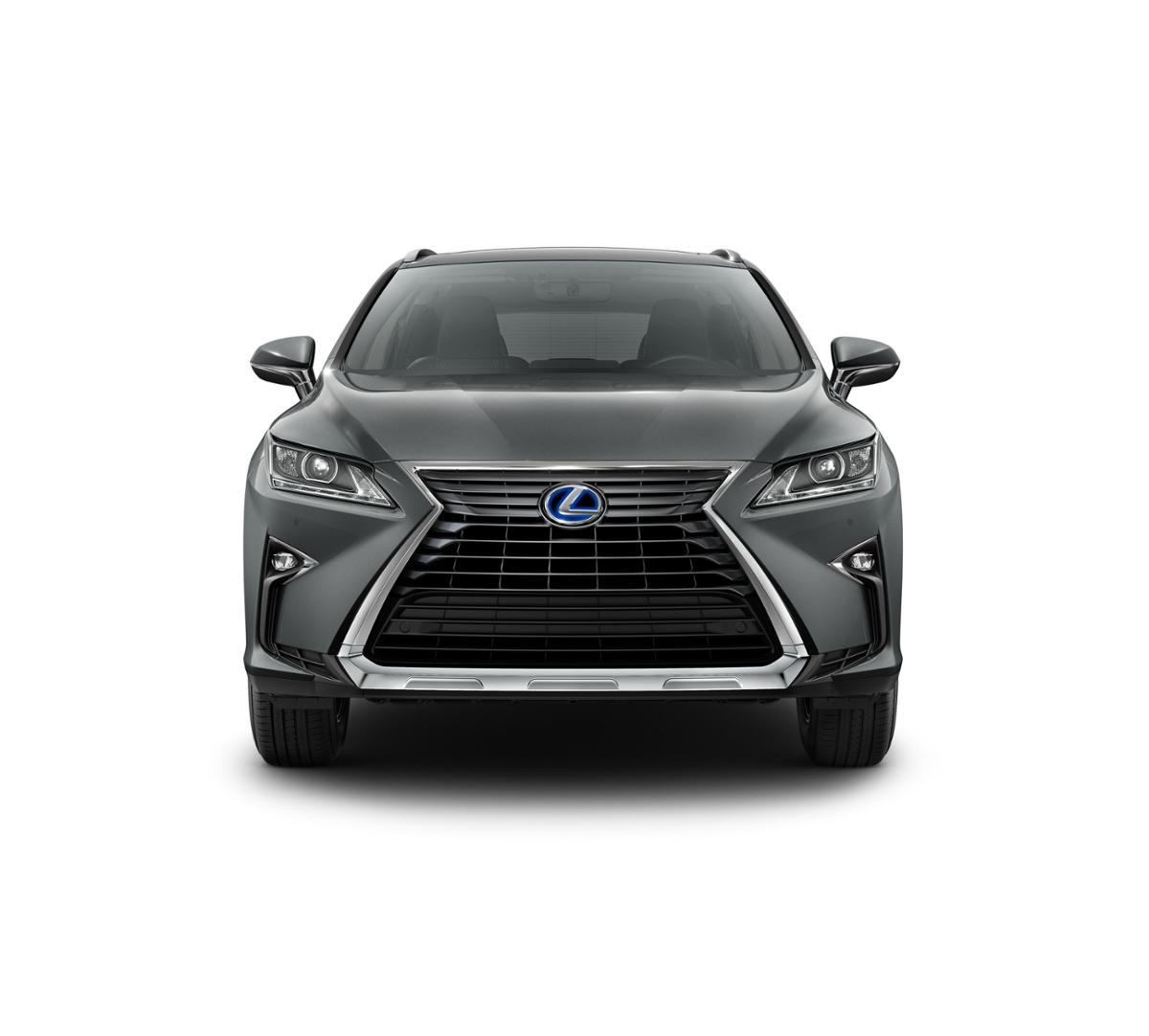 Lexus Dealership In Va: Nebula Gray Pearl 2019 Lexus RX 450h Alexandria