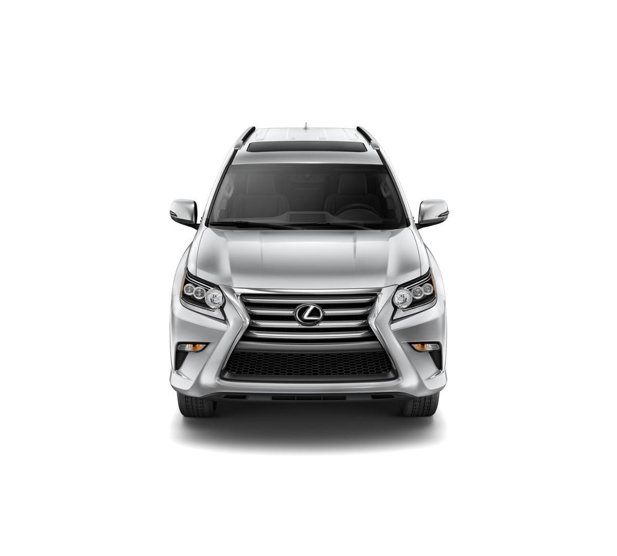 New Silver Lining Metallic 2019 Lexus GX 460 Premium In