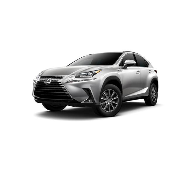 Fort Worth New 2019 Lexus Nx 300 Silver Lining Metallic Suv For