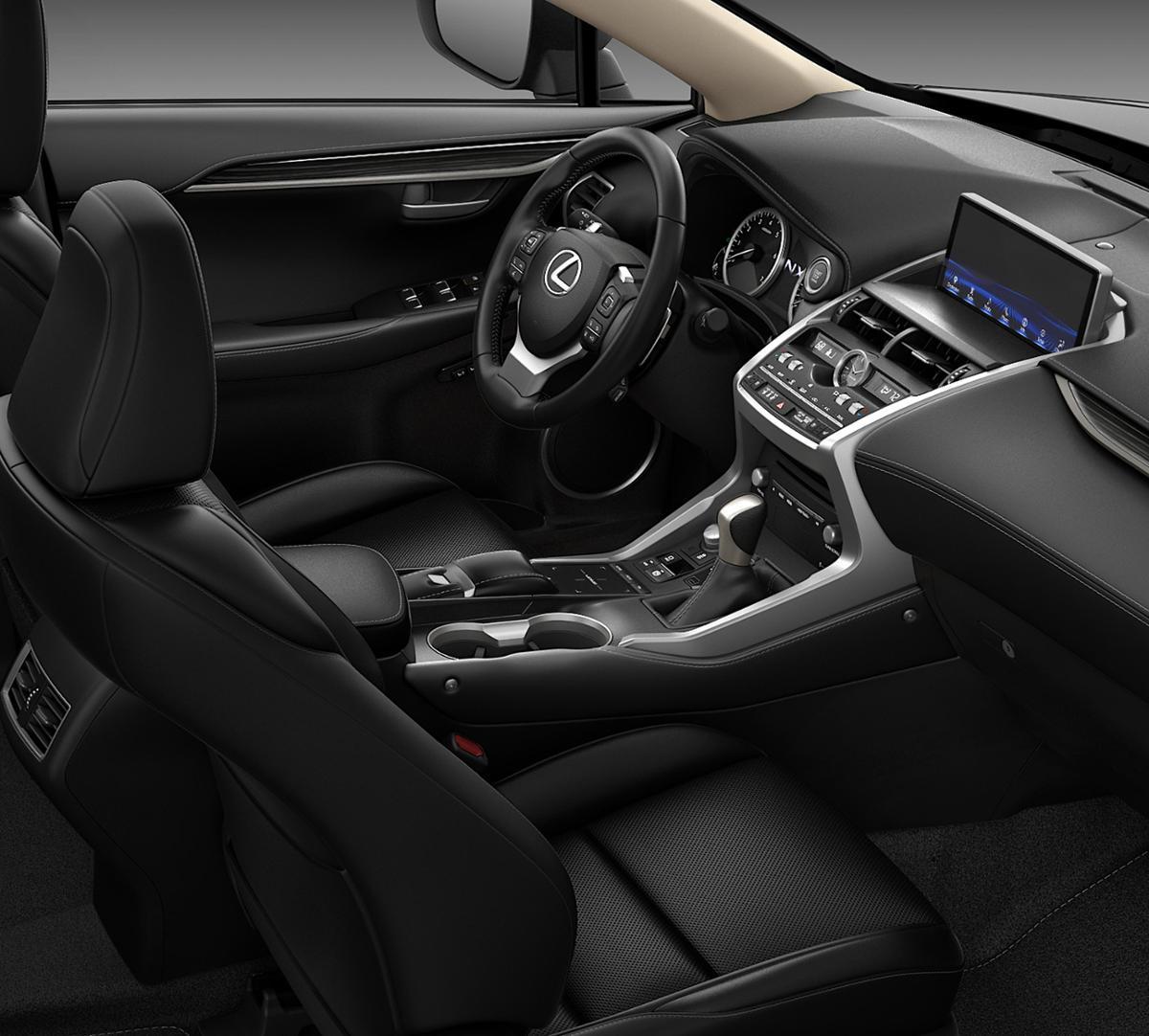 2019 Lexus NX 300 Details