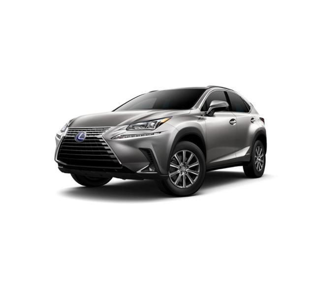 Fort Worth New 2019 Lexus NX 300h Atomic Silver: Suv for Sale in