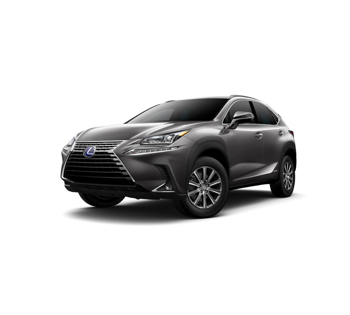 2019 Lexus NX 300h Vehicle Photo in Santa Monica, CA 90404