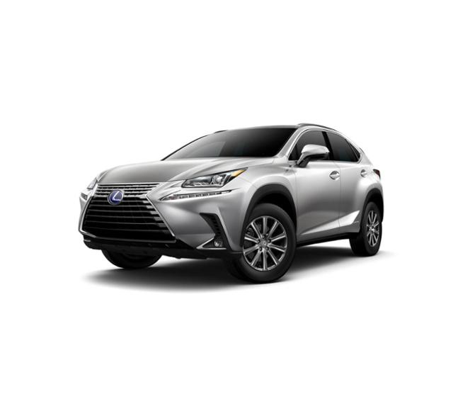 Lexus Nx Hybrid >> Fort Worth New 2019 Lexus Nx 300h Silver Lining Metallic Suv For