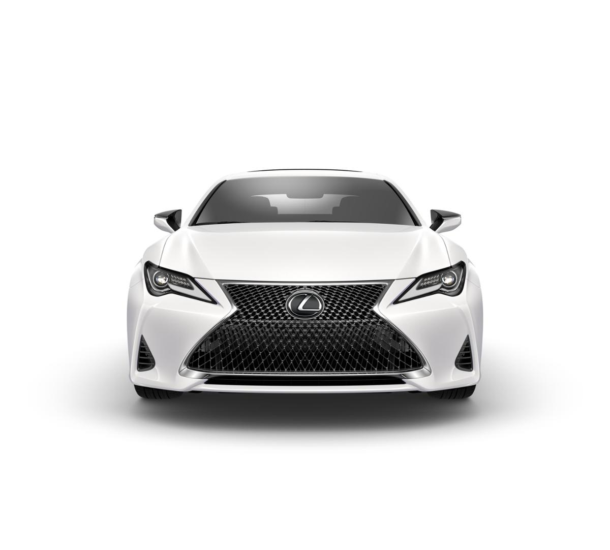 2019 Lexus RC 300 Vehicle Photo in Santa Monica, CA 90404