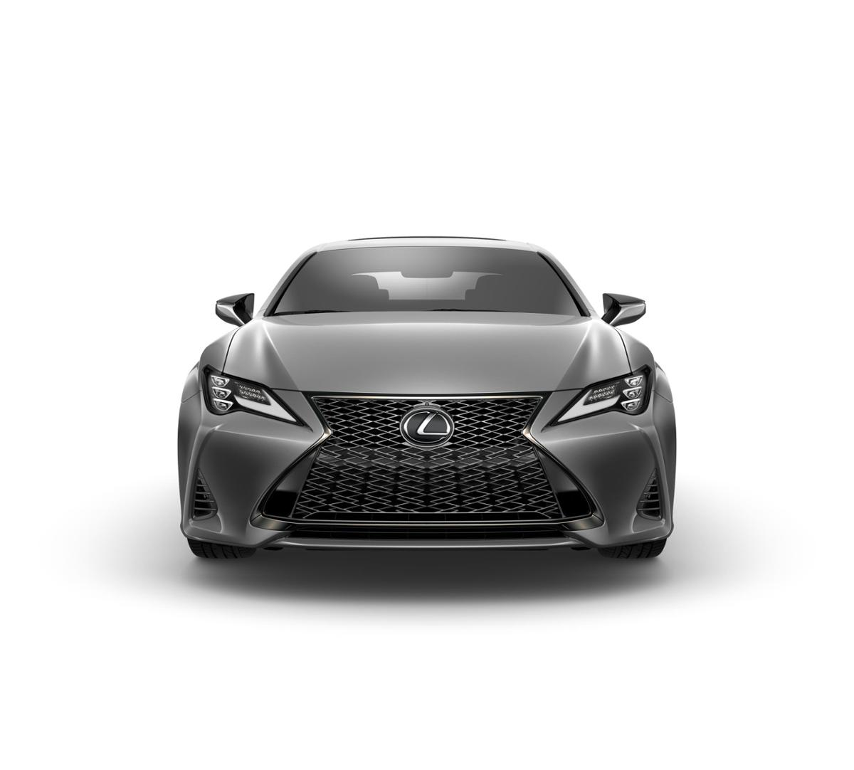 2019 Lexus RC 350 Vehicle Photo in Larchmont, NY 10538