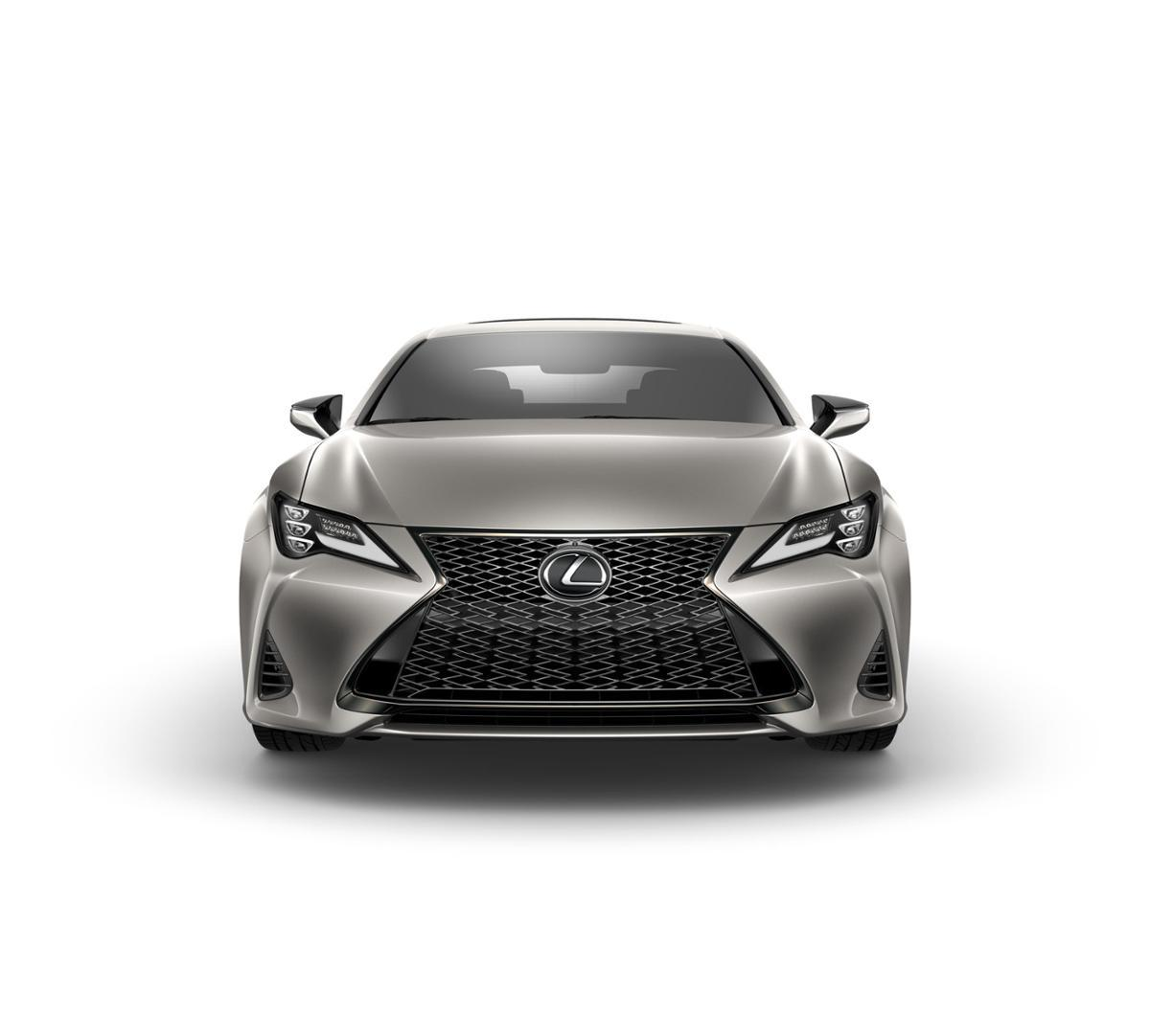 2019 Lexus RC 300 Vehicle Photo in El Monte, CA 91731