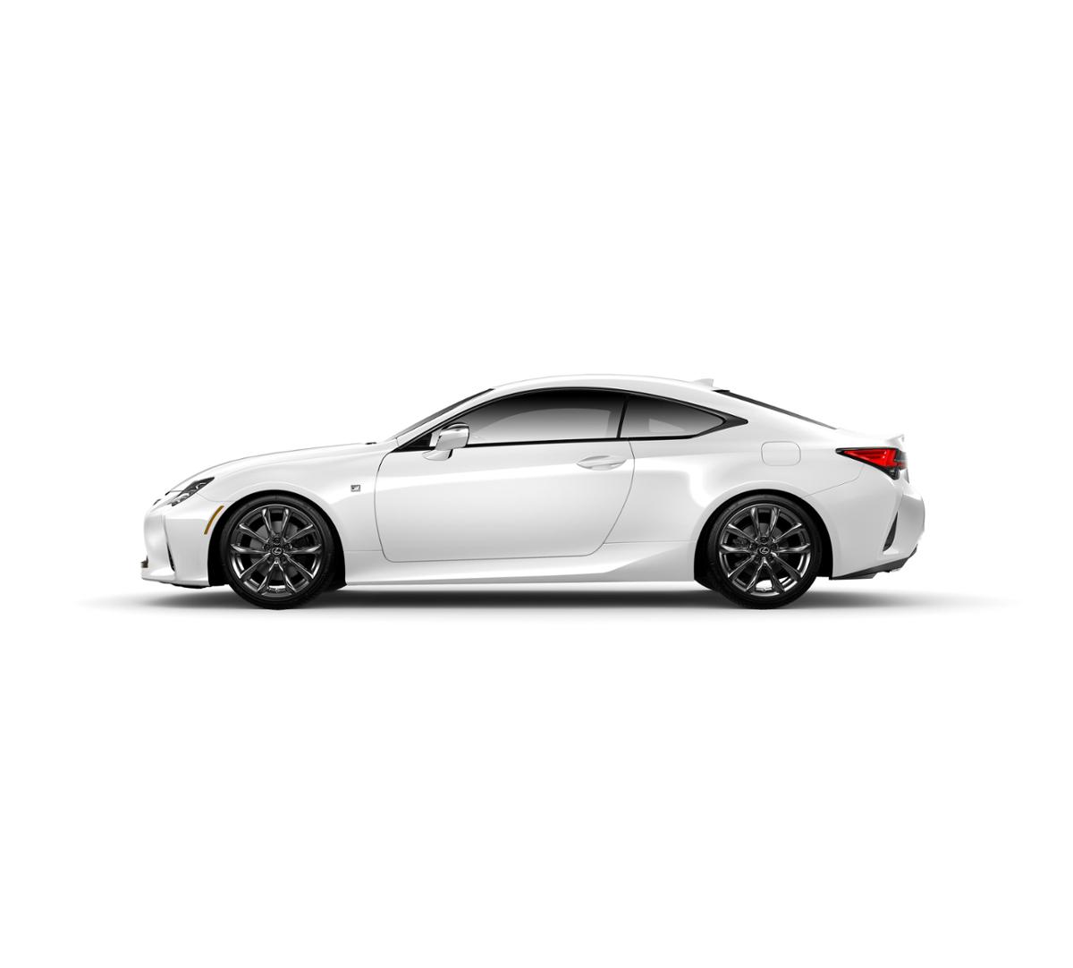 Lexus Dealership In Va: Ultra White 2019 Lexus RC 350 F SPORT Alexandria