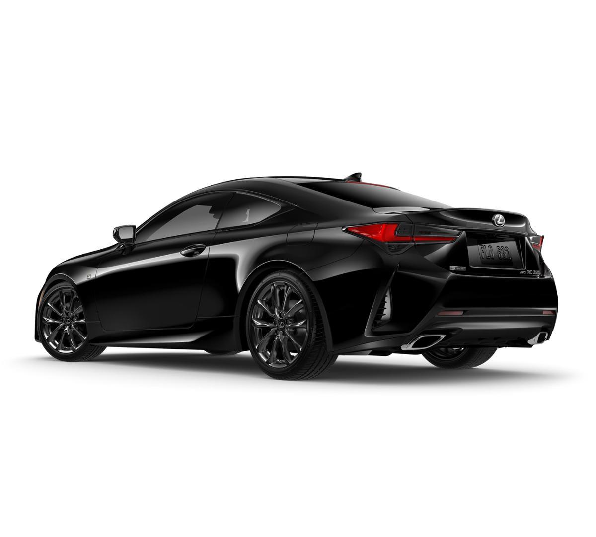 Lexus Rc 350 F Sport Price: 2019 Lexus RC 350 F SPORT For Sale