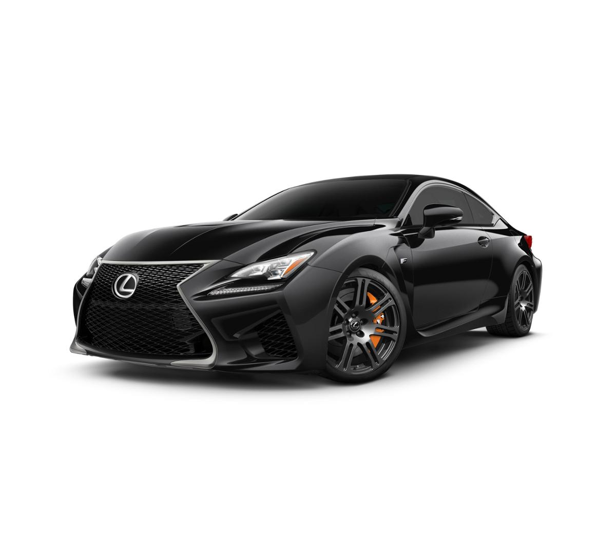 2019 Lexus RC F Vehicle Photo in Houston, TX 77546