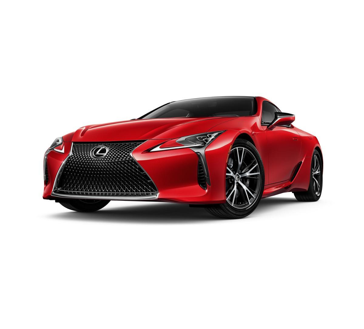 2019 Lexus LC 500 Vehicle Photo in Santa Monica, CA 90404