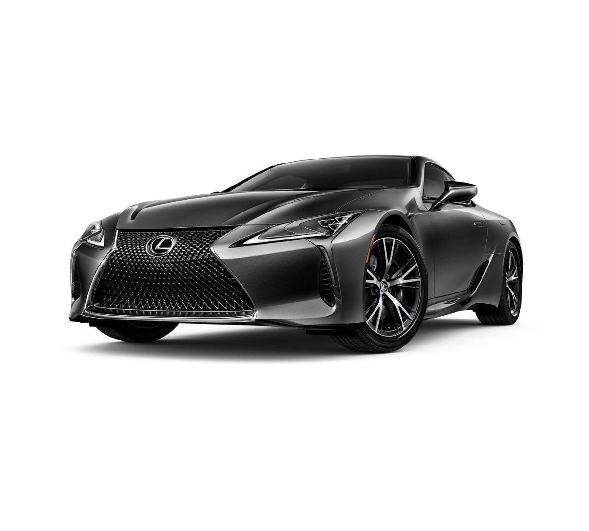2019 Lexus LC 500 Vehicle Photo in Houston, TX 77074