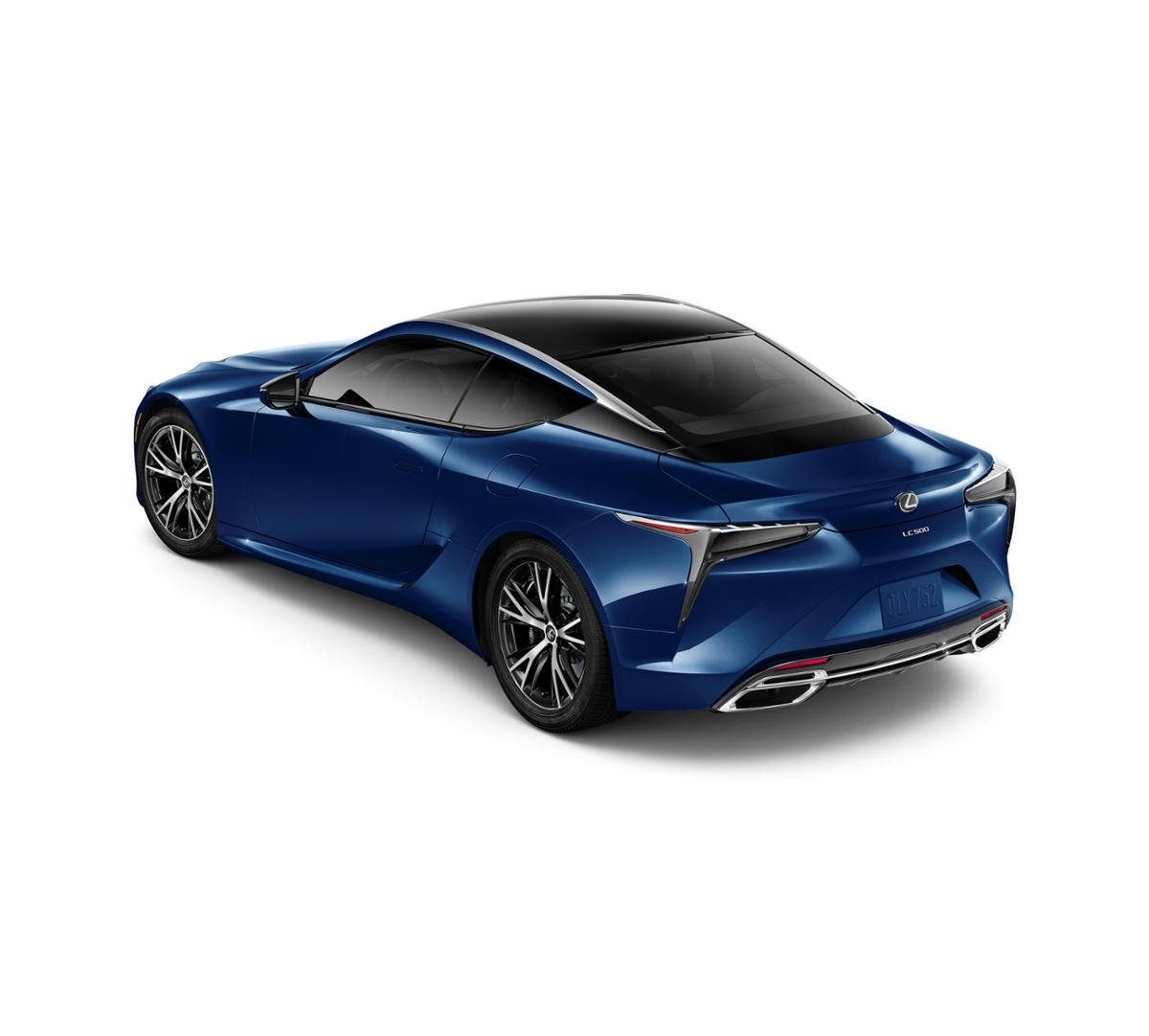 New Nightfall Mica 2019 Lexus LC 500 For Sale Fremont, CA