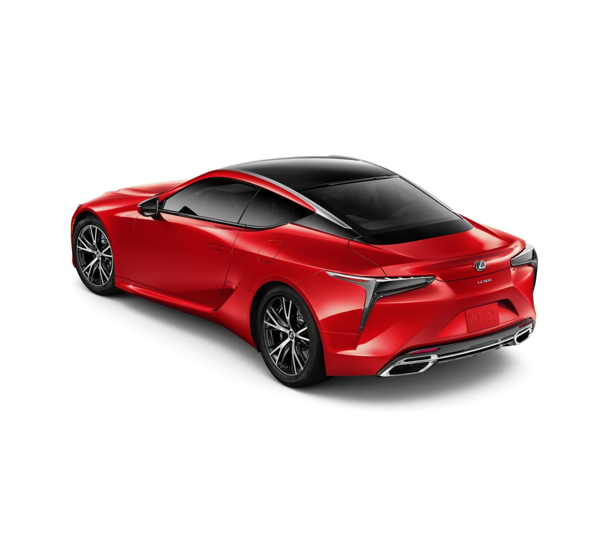 New 2019 Lexus LC 500 For Sale In Escondido, CA