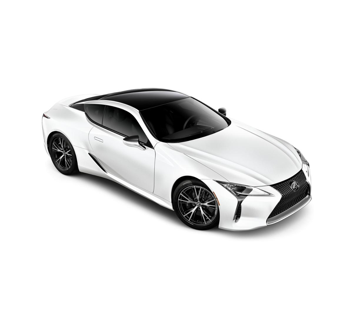 2019 Lexus Lc: 2019 Ultra White LC 500 Lexus LC 500 For Sale In San