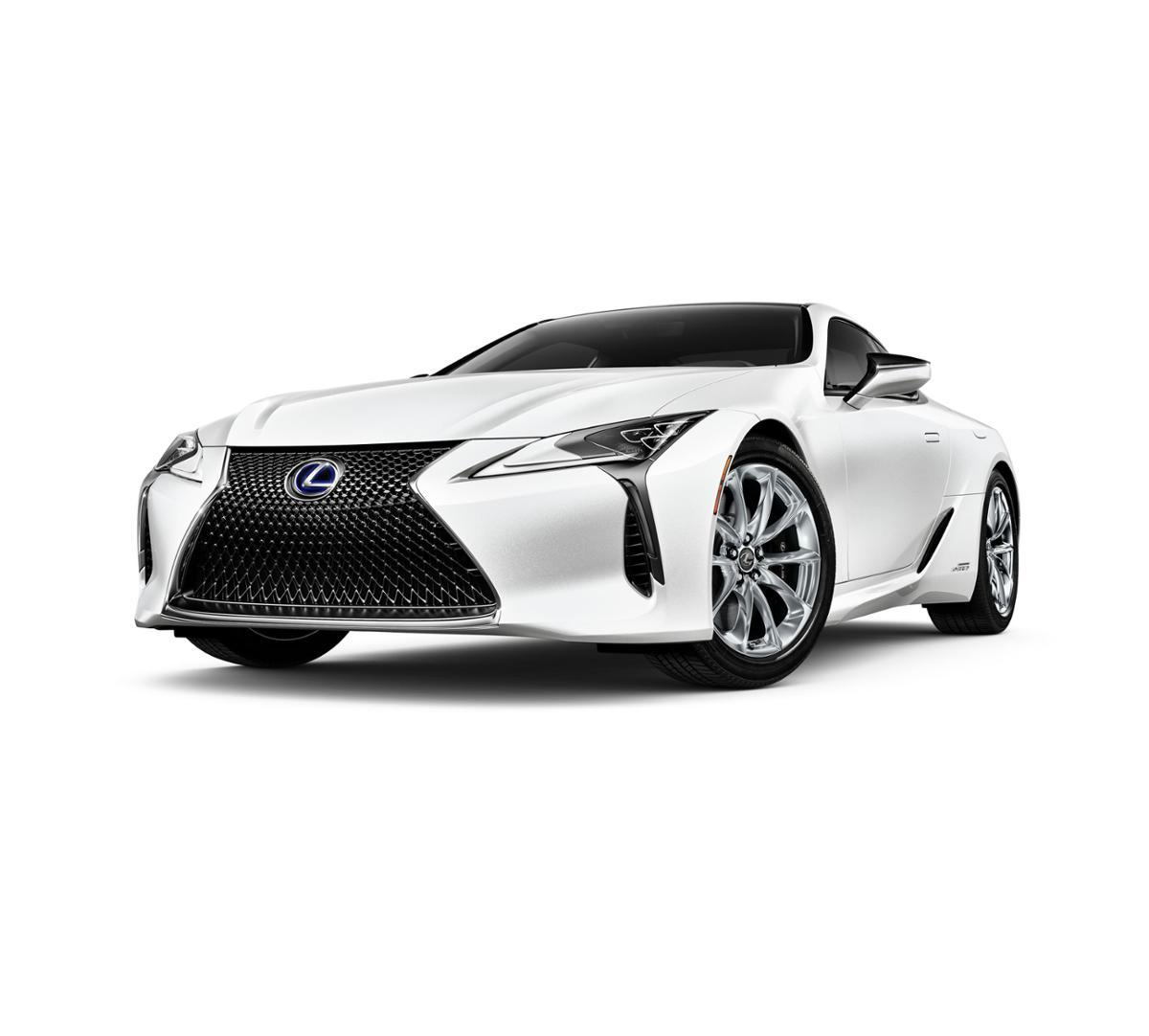 2019 Lexus LC 500h Vehicle Photo in Santa Monica, CA 90404