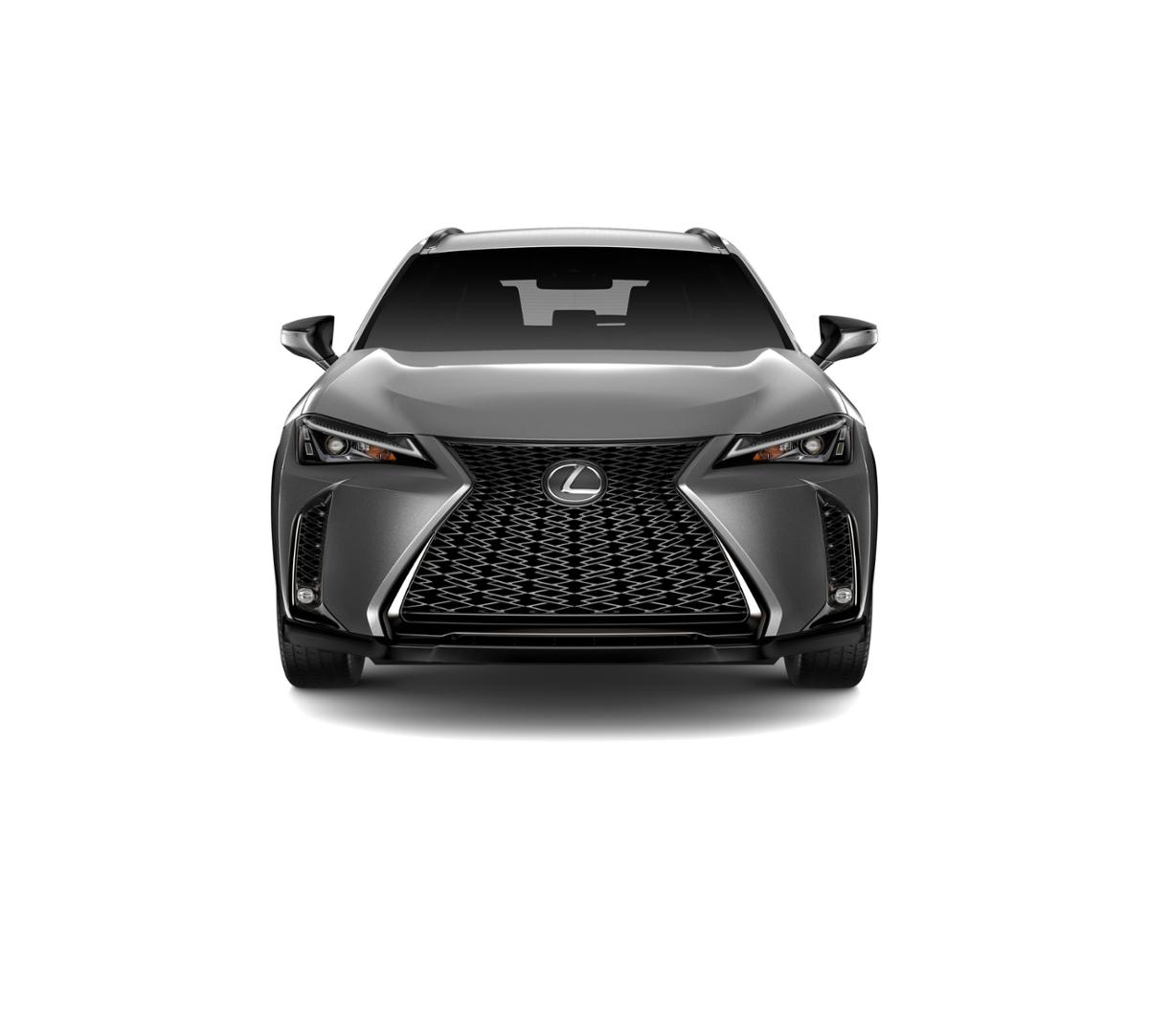 Dallas New 2019 Lexus UX 200 Nebula Gray Pearl: Suv For Sale