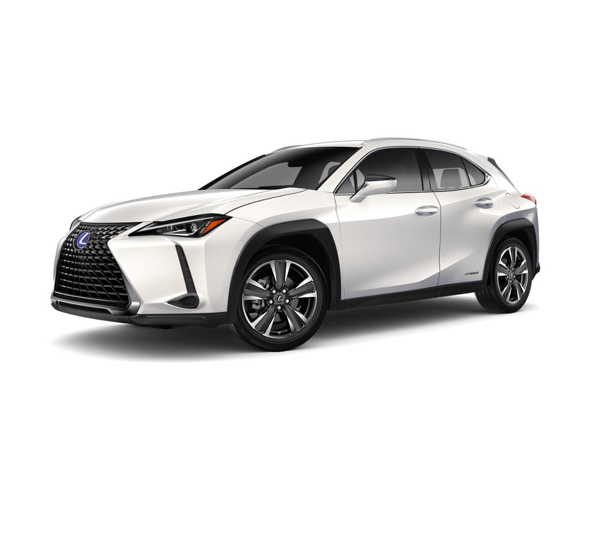 New Eminent White Pearl 2019 Lexus UX 250h In West Palm