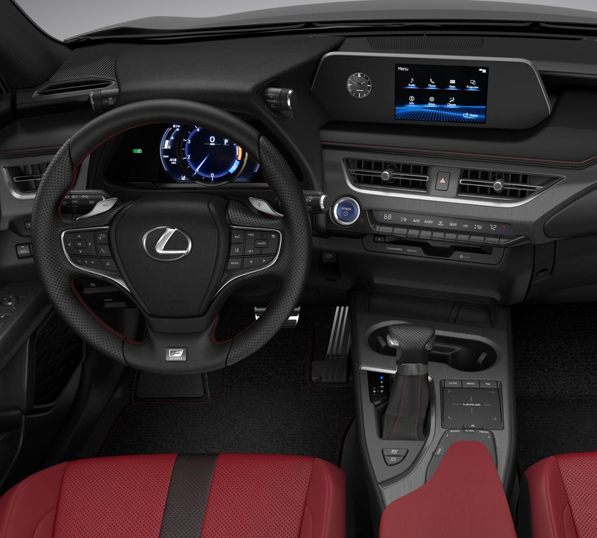 New 2019 Lexus UX 250h For Sale In Scottsdale Tempe
