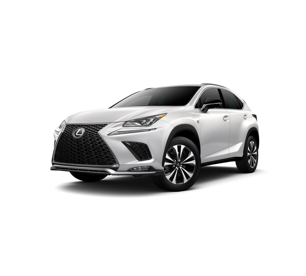 2020 Lexus NX Vehicle Photo in Fort Worth, TX 76132