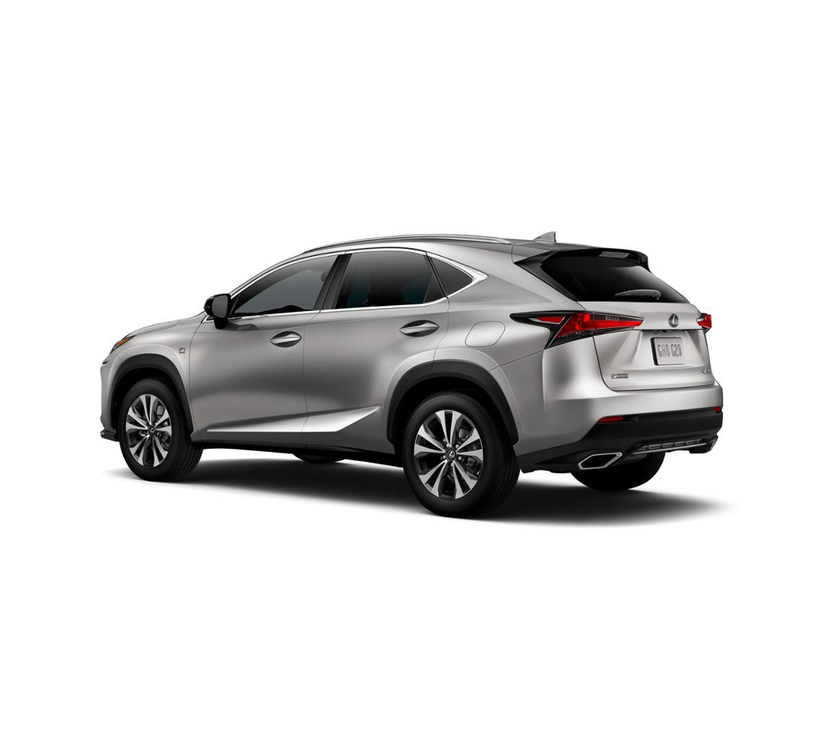 Lexus Nx Sport: New Atomic Silver 2020 Lexus NX 300 F SPORT In Cerritos