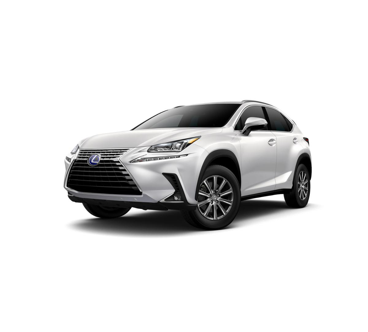 2020 Lexus NX Vehicle Photo in Santa Monica, CA 90404