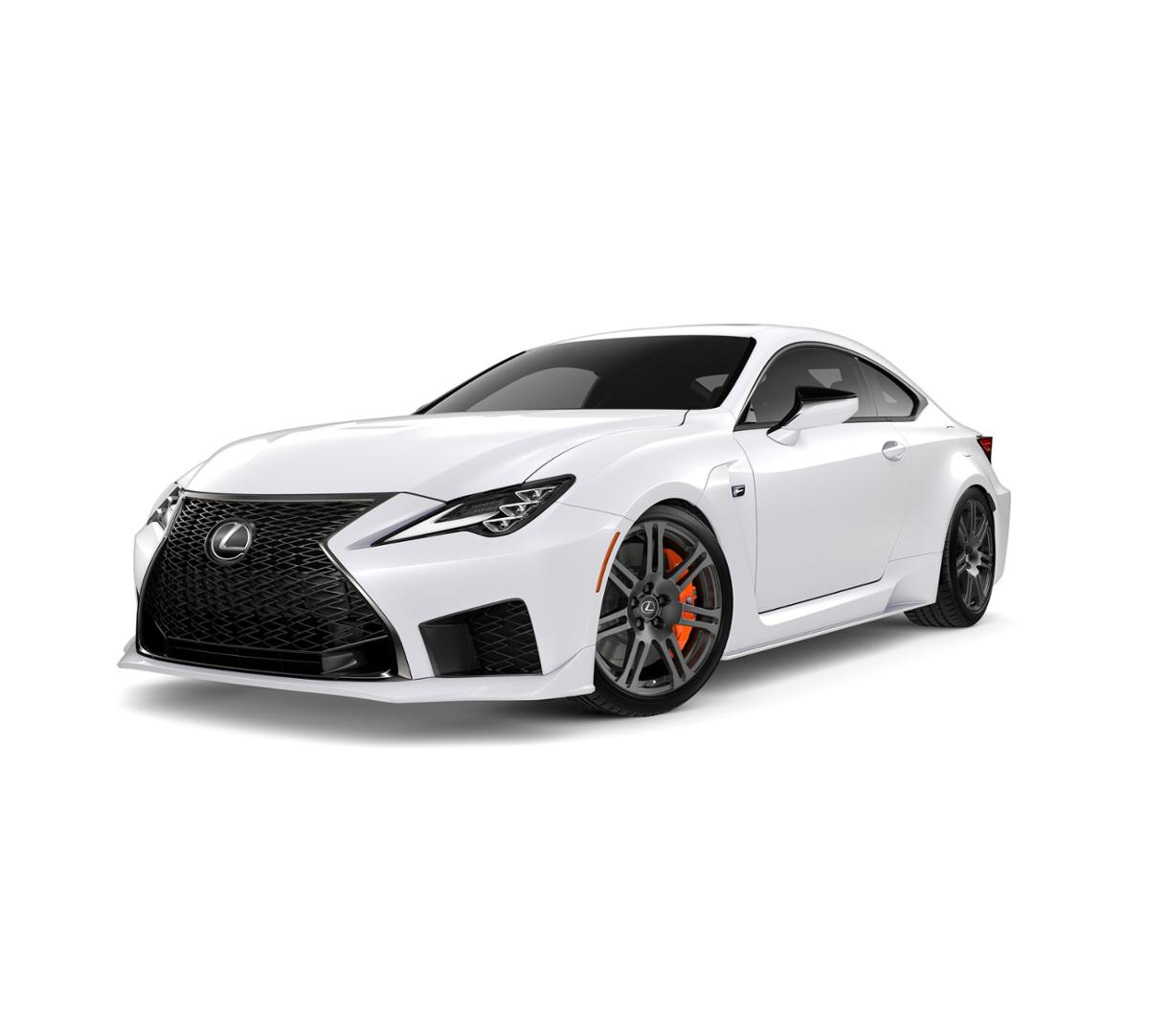 2020 Lexus RC F Vehicle Photo in Santa Monica, CA 90404