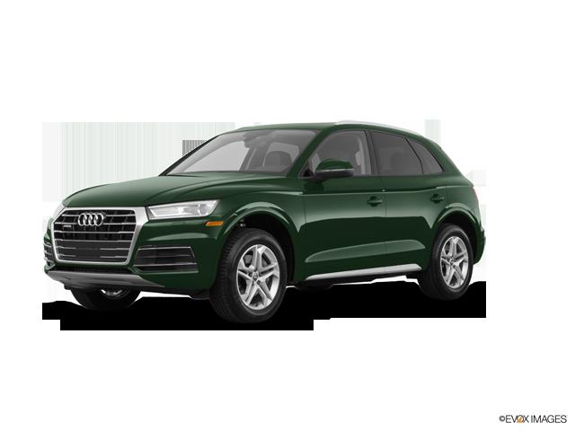 2018 Audi Q5 Vehicle Photo in Houston, TX 77090