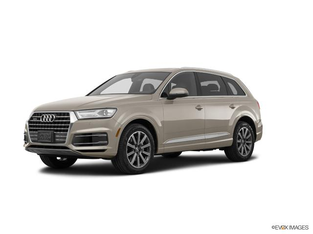 2018 Audi Q7 Vehicle Photo in Houston, TX 77090