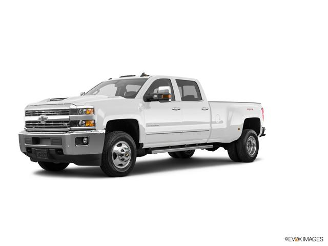 2018 Chevrolet Silverado 3500HD Vehicle Photo in Knoxville, TN 37912