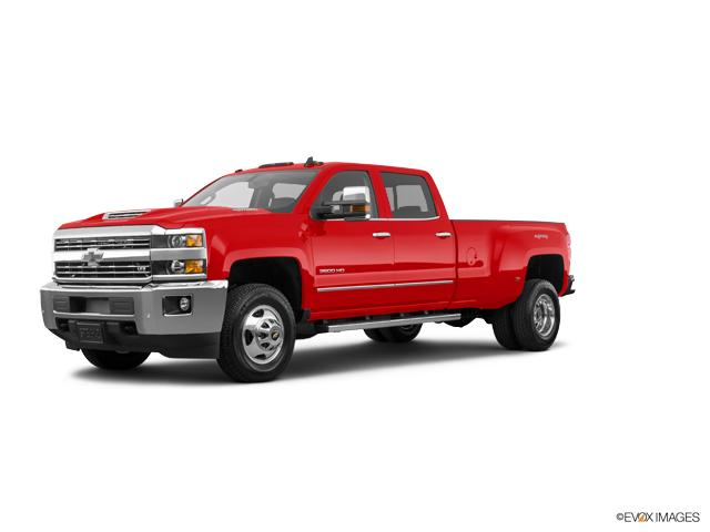 2018 Chevrolet Silverado 3500HD Vehicle Photo in Evanston, WY 82930