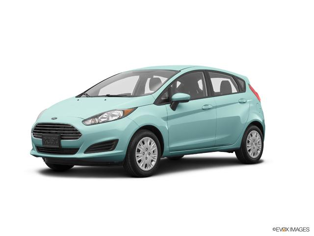 2018 Ford Fiesta Vehicle Photo in Farmville, VA 23901