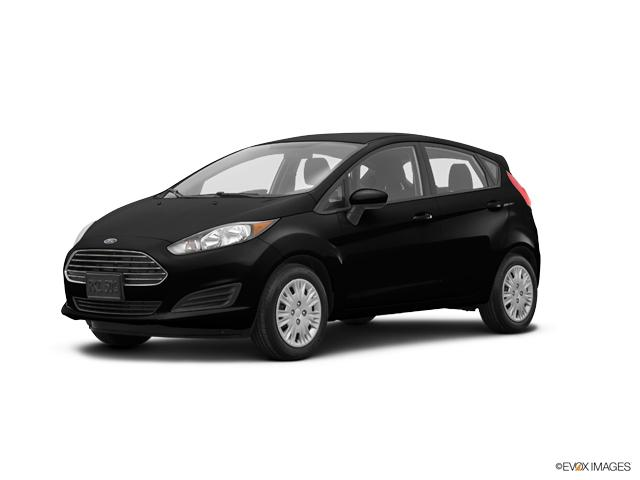 2018 Ford Fiesta Vehicle Photo in Joliet, IL 60435