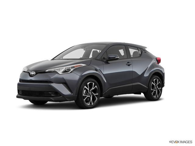 2019 Toyota C-HR Vehicle Photo in Edinburg, TX 78539