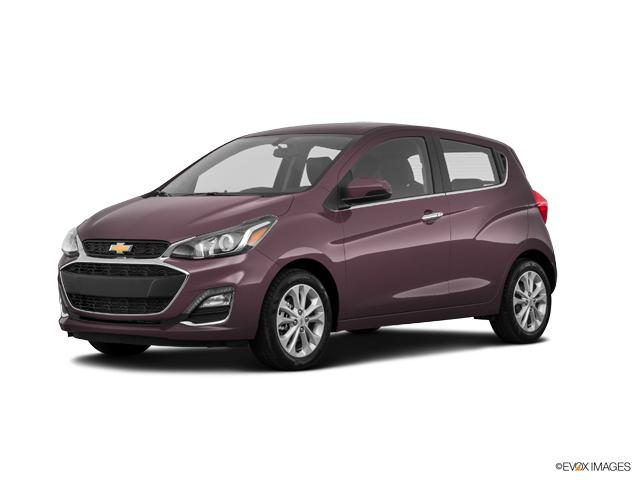 New Passion Fruit 2020 Chevrolet Spark Hatch LS (Automatic