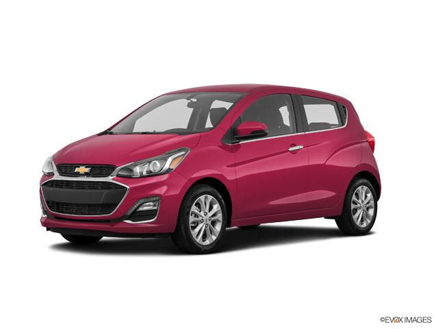 2020 Chevrolet Spark Vehicle Photo in Greensboro, NC 27405