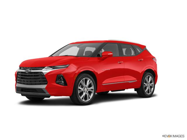 2020 Chevrolet Blazer Vehicle Photo in Fort Worth, TX 76116