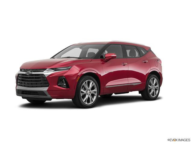 2020 Chevrolet Blazer Vehicle Photo in Lake Bluff, IL 60044