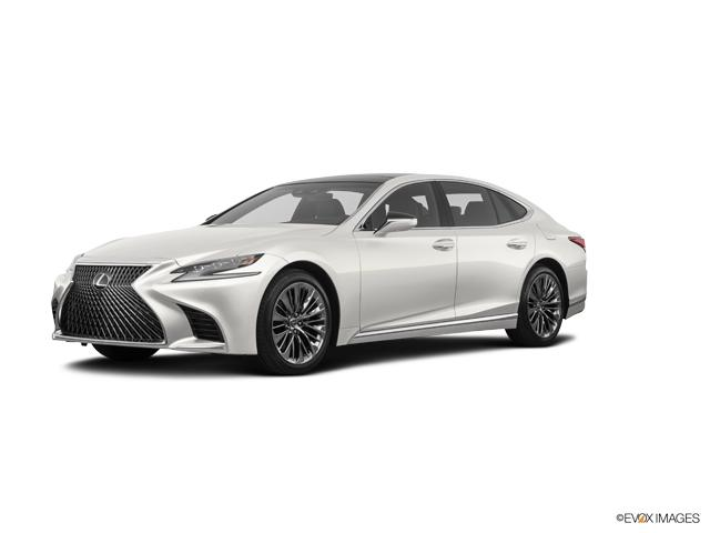 2020 Lexus LS Vehicle Photo in Dallas, TX 75209