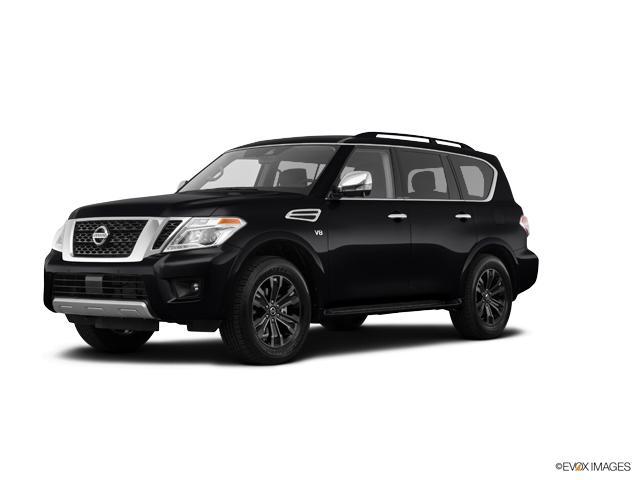 2020 Nissan Armada Vehicle Photo in Oshkosh, WI 54904