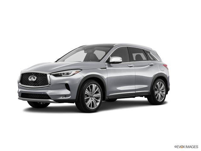 2021 INFINITI QX50 Vehicle Photo in San Antonio, TX 78230