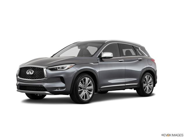 2021 INFINITI QX50 Vehicle Photo in Fort Worth, TX 76132