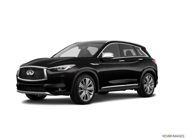 2021 INFINITI QX50 Vehicle Photo in Dallas, TX 75209