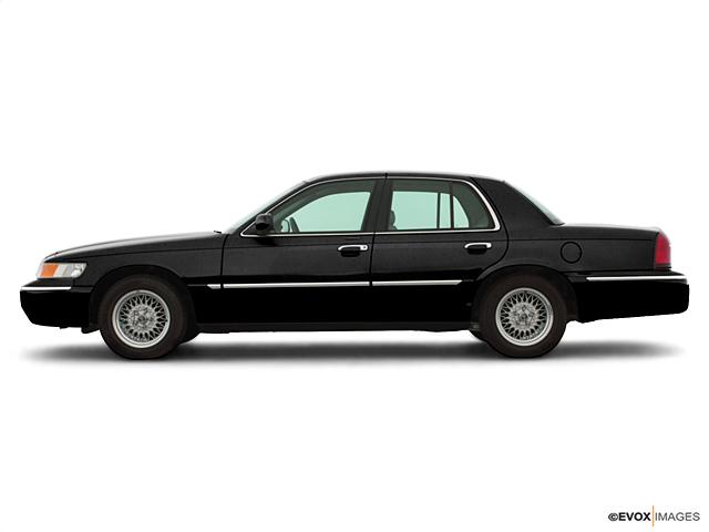 2000 Mercury Grand Marquis Vehicle Photo in Houston, TX 77090
