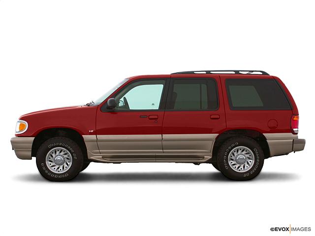 2000 Mercury Mountaineer Vehicle Photo in Laurel , MD 20724